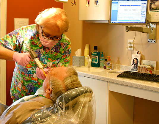 We Excell At Gentle Tooth Repair